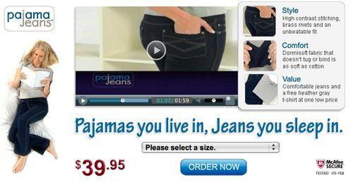 Pajama_jeans