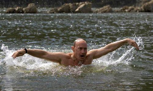 Putin_swim