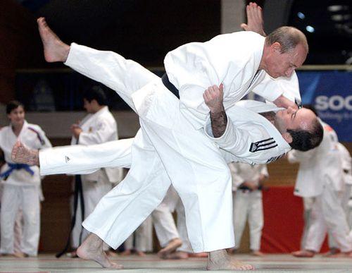 Putin_karate